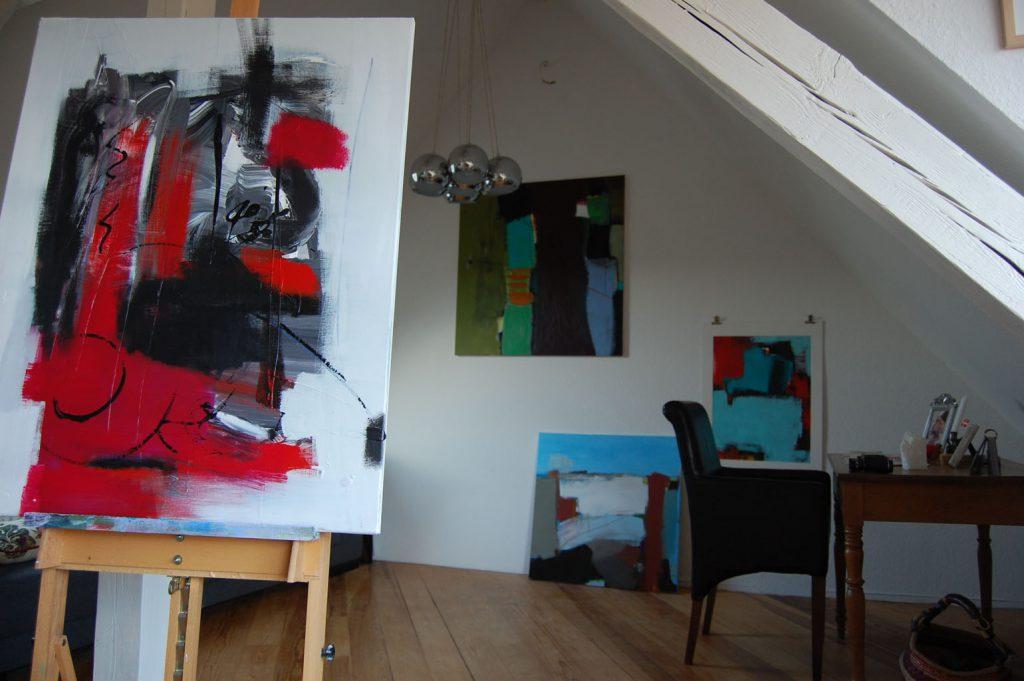 Hildegard Christina Risse Studio in Düsseldorf