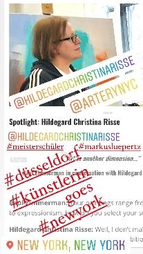 Christina Risse Malerin